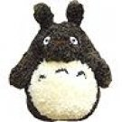 Plush Doll (L) - H37cm - Fluffy - gray - Totoro - Ghibli - Sun Arrow - 2008 (new)