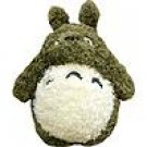 Plush Doll (L) - H37cm - Fluffy - green - Totoro - Ghibli - Sun Arrow - 2008 (new)