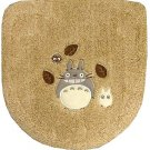 Toilet Lid Cover - Washlets - beige - Totoro & Sho Totoro & Kurosuke - Ghibli - 2008 (new)