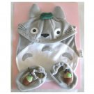 Cap & Baby Bib & Shoes - 3 items - Baby Gift Set - Totoro - Ghibli - Sun Arrow - 2009 (new)