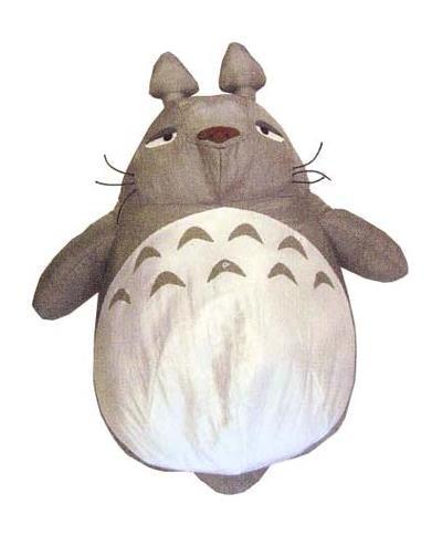 1 left - Cushion Plush Doll W71cm - Totoro - Ghibli - Sun Arrow - 2008 - no production (new)