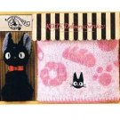 Towel Gift Set - Wash Towel & Plush Doll - Jiji - Kiki's Delivery Service - 2009 (new)