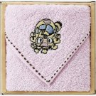 Towel Gift Set - Mini Towel - Nekobus Embroidered - pink - Totoro - 2009 (new)