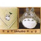 Towel Gift Set - Mini Towel & Mascot - Sho Totoro Embroidered - beige - Ghibli - 2009 (new)
