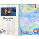 2 left - 2 Clear File Set A4 - different design - Ponyo - 2008- out of production (new)