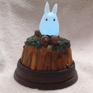 2 left - LED Light & Case - change colors - Real Fantasy - Sho Totoro - no production (new)