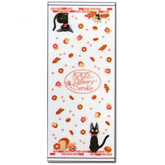 Face Towel - Gauze & Pile - Milkcrown - made in Japan - Jiji - Kiki's Delivery Service - 2009 (new)