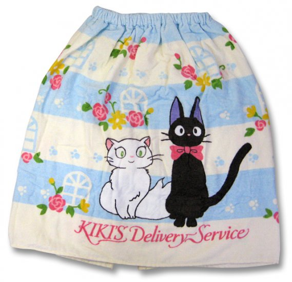 Wrapping Towel - 60x120cm - Jiji & Lily - Kiki's Delivery Service - 2009 (new)