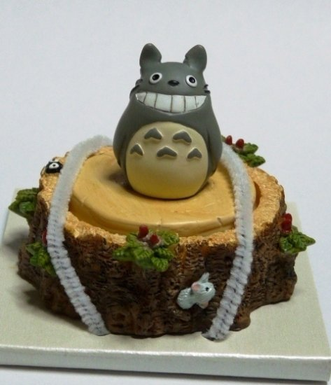 1 left - Figure - Stamp & Container - moved - Totoro - Ghibli - out of production (new)