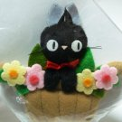 2 left - Magnet Mascot - Jiji - Kiki's Delivery Service - out of production (new)