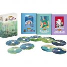 10% OFF - DVD - 10 disc - Special Edition - Limited - Ponyo - Ghibli - 2009 (new)