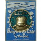 1 left - Metal Coin in Case - only sold at the theater - Ponyo - 2008 - out of production (new)