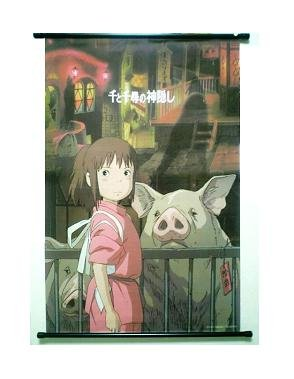 1 left - 57%OFF - Cloth Tapestry - 60x90cm - Sen - Spirited Away - out of production (new)