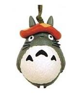 Strap Holder - Acorn inside - make sound - Totoro - Ghibli - 2009 (new)