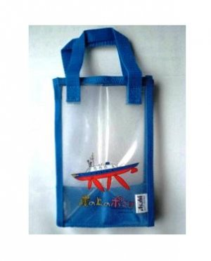 3 left - Ponponsen Bag - Ponyo - Ghibli - 2008 - out of production (new)