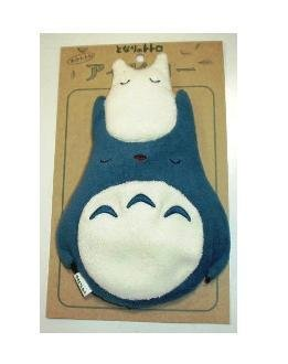 1 left - Eye Pillow - Natural Lavender inside - Chu & Sho Totoro - Ghibli -outofproduction-RARE(new)