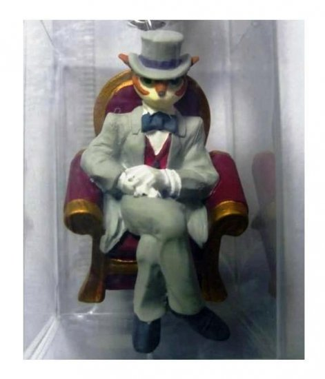 SOLD - Key Holder - Baron - Cat Returns - Ghibli - out of production - RARE (new)