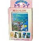 Playing Cards - 54 different pictures from the scene- Kiki's Delivery Service - Ghibli - ensky (new)