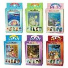 9%OFF- 6 Playing Cards - Totoro Ponyo Kiki's Laputa Mononoke Spirited Away - Ghibli -2009(new)