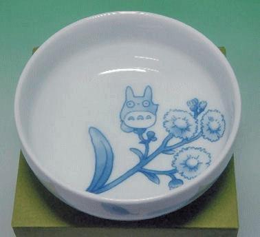 SOLD - Mini Bowl #1 - Noritake - White Porcelain - Totoro - Ghibli -madeinJapan-outproduction(new)