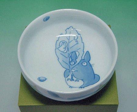 SOLD - Mini Bowl #2 - Noritake - White Porcelain - Totoro - Ghibli -madeinJapan-outproduction(new)