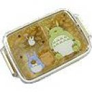 Lunch Bento Box - dishwasher & microwave - square - made in Japan - Totoro - Ghibli - 2009 (new)