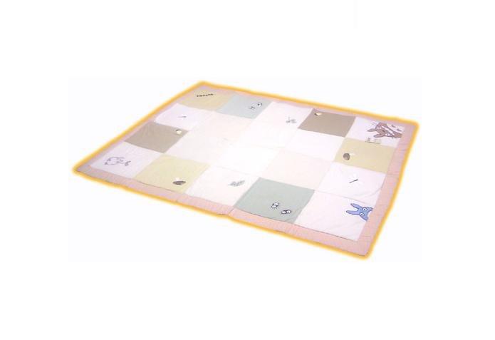 Thick Blanket -185x235cm- Totoro & Chu & Sho & Kurosuke - Ghibli -out of production- RARE(new)