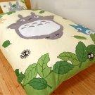 Blanket Case - 150x210cm - Totoro & Chu & Sho & Kurosuke - Ghibli - 2009 (new)