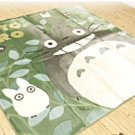 Rug / Hot Carpet Cover - 185x185cm - Acrylic & Carving - Totoro & Sho & Kurosuke - Ghibli -2009(new)