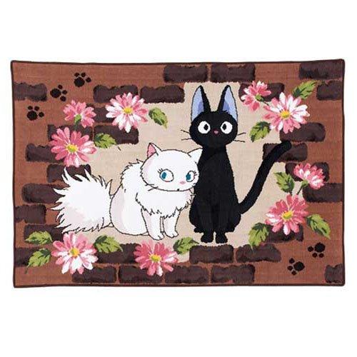 Blanket (S) 70x100cm -Chenille Weave-Reversible- Jiji - Kiki's Delivery Service -2009(new)