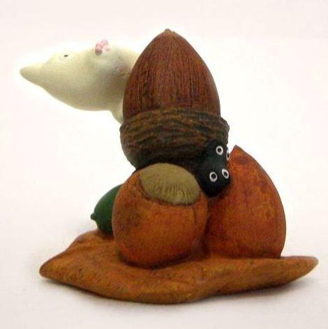 Memo Holder / Card Stand - Magnet - Sho Totoro & Kurosuke - 2009 -outproduction (new)