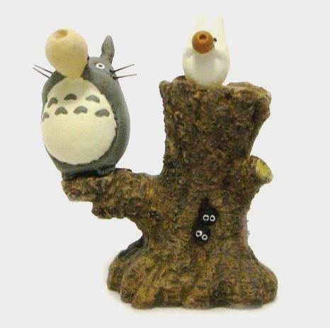 Memo Holder / Card Stand - Magnet - Totoro & Sho Totoro & Kurosuke - 2009 (new)