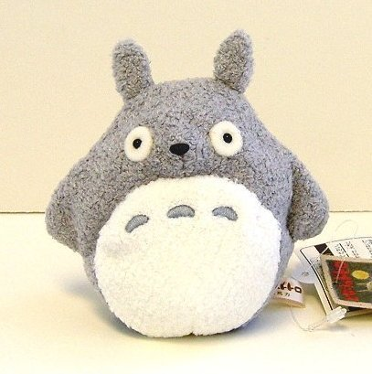 1 left - Beanbags / Otedama - Totoro - out of production - RARE (new)
