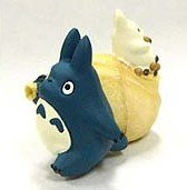 Memo Holder / Card Stand - Magnet - Chu & Sho Totoro - 2009 (new)