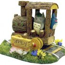 Figure - Train - Totoro & Chu & Sho Totoro & Kurosuke - Ghibli - 2009 - no production (new)