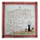 Lunch Cloth - Cotton - made in Japan - Jiji - Kiki's Delivery Service - Ghibli - 2009 (new)