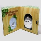 Plush Doll & Mini Towel in Tree - Gift Set - Sho Totoro Embroidered - saxe - Ghibli - 2009 (new)