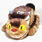 Nekobus (M) - W49cm - Fluffy Plush Doll - Totoro - Ghibli - Sun Arrow - 2009 (new)