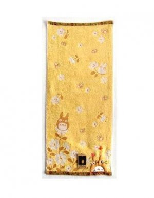 Face Towel - Embroidery - Totoro - Ghibli - 2010 (new)