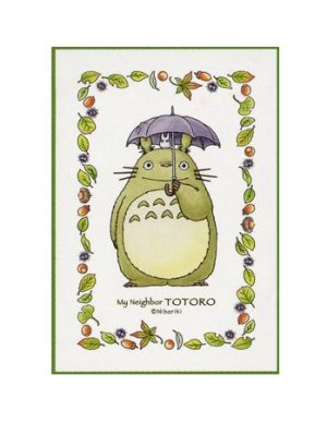 150 pieces Mini Jigsaw Puzzle - Totoro & Sho Totoro - Ghibli - 2010 (new)