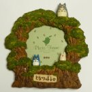 1 left - Photo Frame - Totoro & Chu & Sho Totoro playing Ocarina - Ghibli - out of production (new)