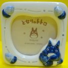 1 left - Music Box Orgel & Photo Frame - Ceramics - Totoro & Acorn - Ghibli - no production (new)