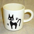 Mug Cup - Semi Porcelain - made in Japan - Jiji - Kiki&#39;s Delivery Service - 2008 (new)
