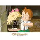 108 pieces - Mini Jigsaw Puzzle - Jiji in Cage - Kiki&#39;s Delivery Service - Ghibli - Ensky (new)