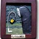 5 left - Magnet - Kaonashi & Jumping Lamp - Spirited Away - Ghibli - out of production (new)