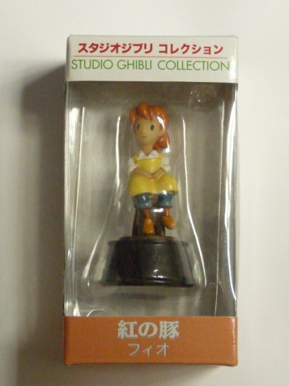 1 left - Figure - Studio Ghibli Collection - Fio - Porco Rosso - Ghibli - no production (new)