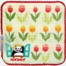 Mini Towel - Applique & Embroidery - tulip - Panda Kopanda / Panda Go Panda - Ghibli - 2010 (new)
