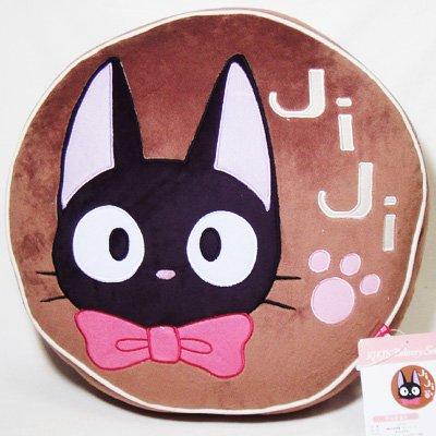 SOLD - Cushion - Jiji & Kiki - Kiki's Delivery Service - Ghibli - 2010 - no production (new)