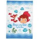 Towel Blanket - 85x120cm - Ponyo - Ghibli - 2010 (new)