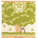 Wash Towel - Organic Cotton - Embroidery - Totoro & Nekobus & Kurosuke - Ghibli - 2010 (new)
